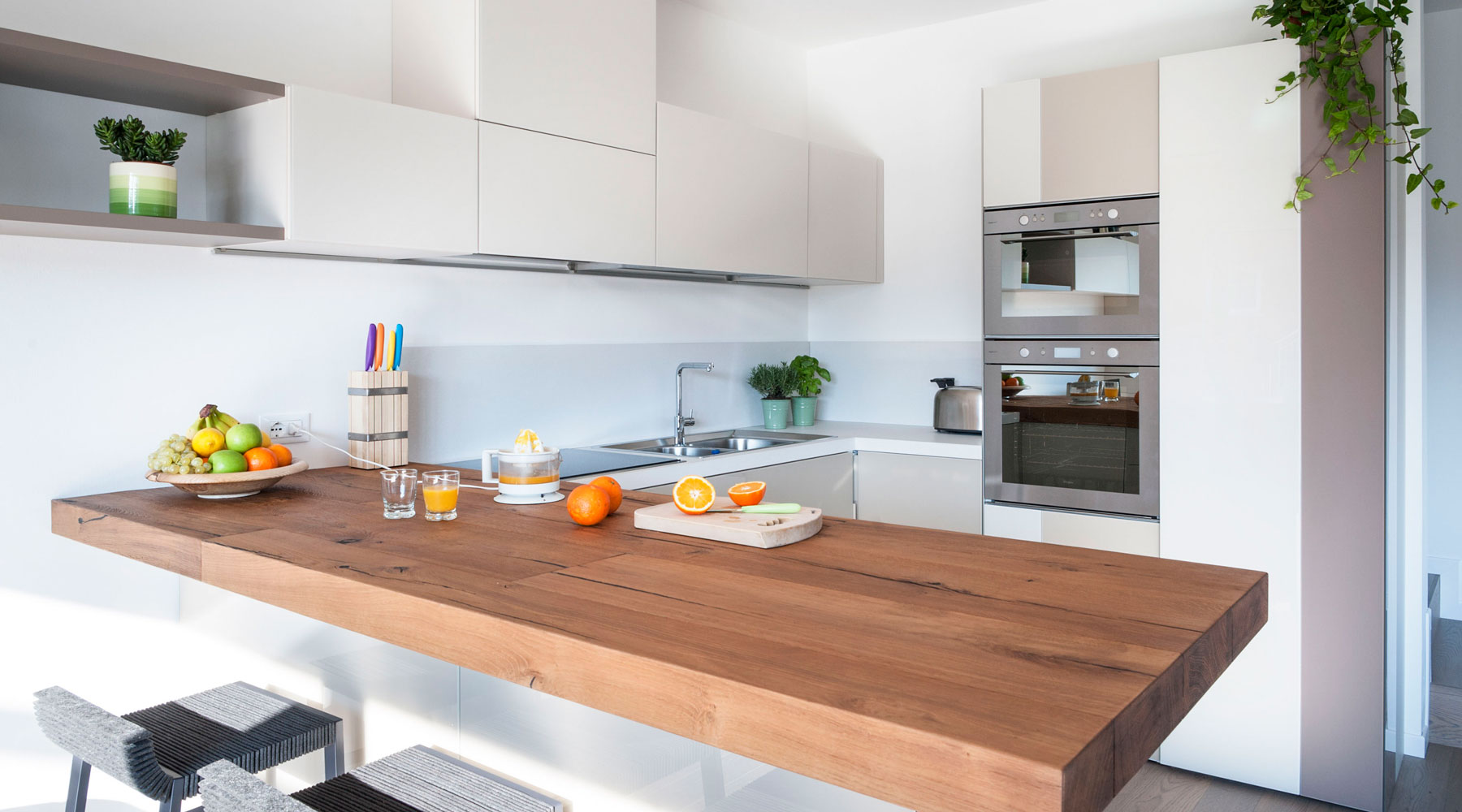 36e8 wildwood bruno interni for Cucine di design