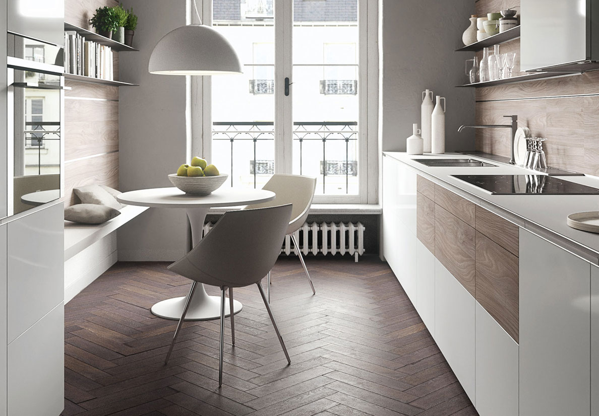 Forma mentis bruno interni for Cucine valcucine