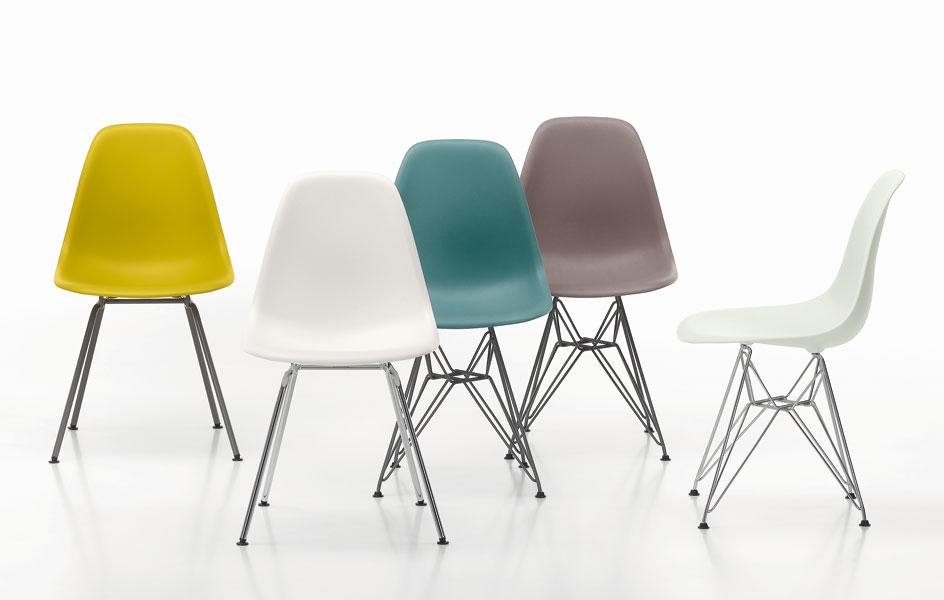 Eames Plastic Chair Bruno Interni