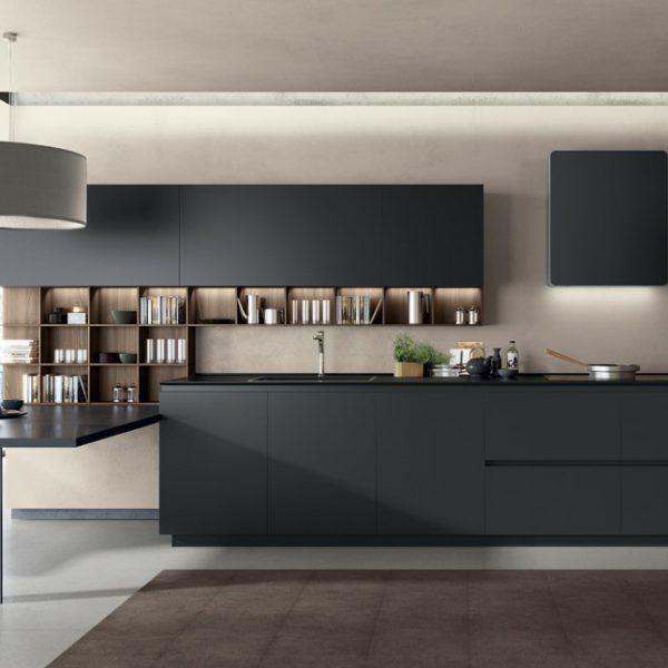 Bruno Interni - Cucina Lain collezione Euromobil - Zona Giorno