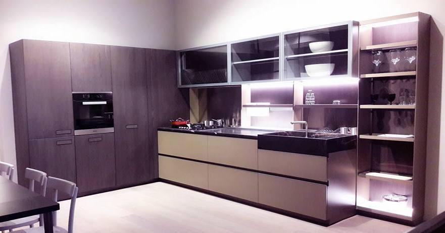 La nuova cucina di ernestomeda: soul di g. bavuso
